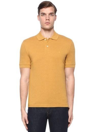 Brooks Brothers Tişört Sarı